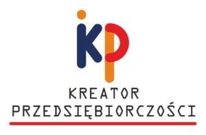 logotyp Kreator Przedsiębiorczości