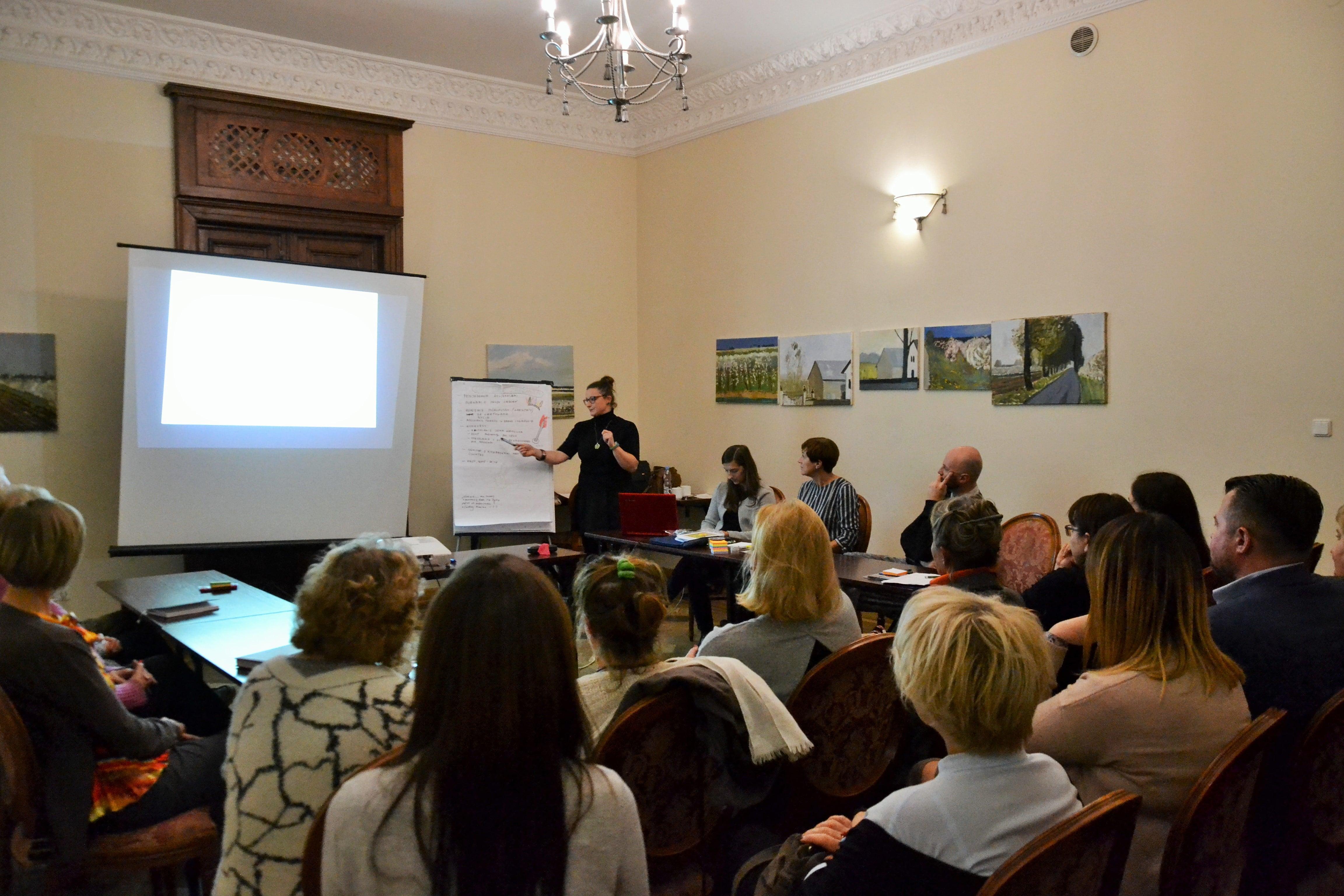 Szkolenie Rozwój turystyki edukacyjnej na obszarach wiejskich (10)