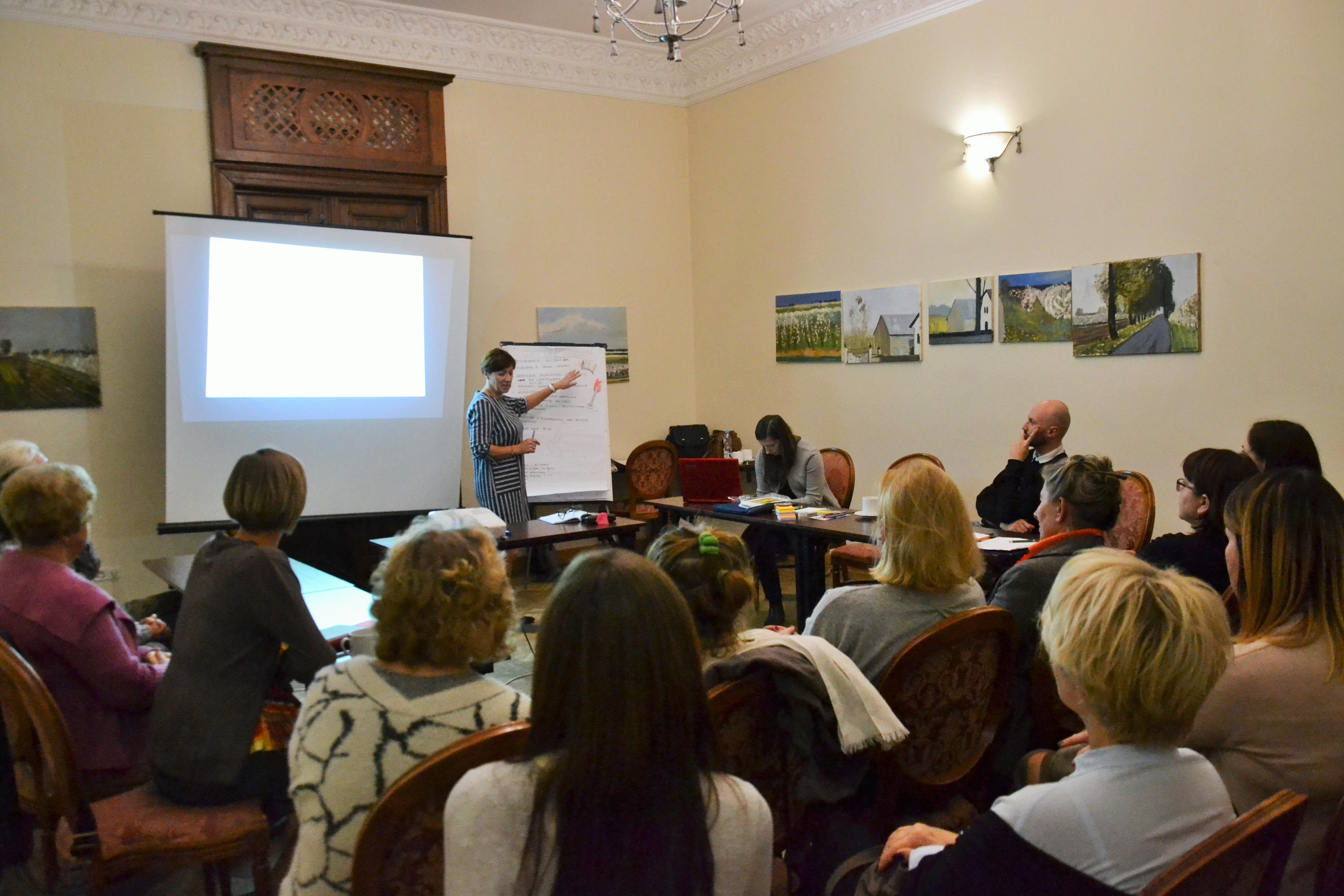 Szkolenie Rozwój turystyki edukacyjnej na obszarach wiejskich (11)