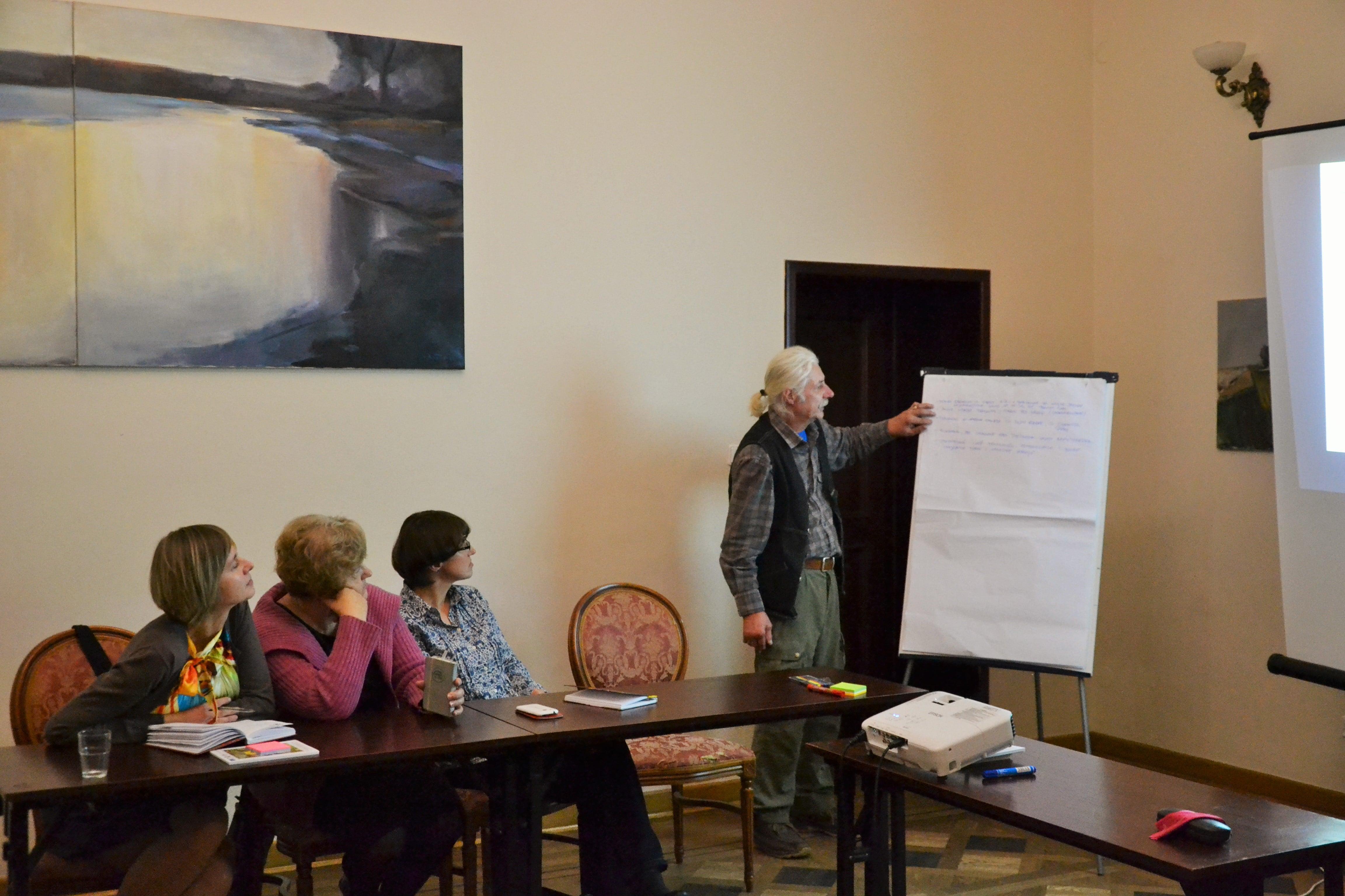 Szkolenie Rozwój turystyki edukacyjnej na obszarach wiejskich (14)