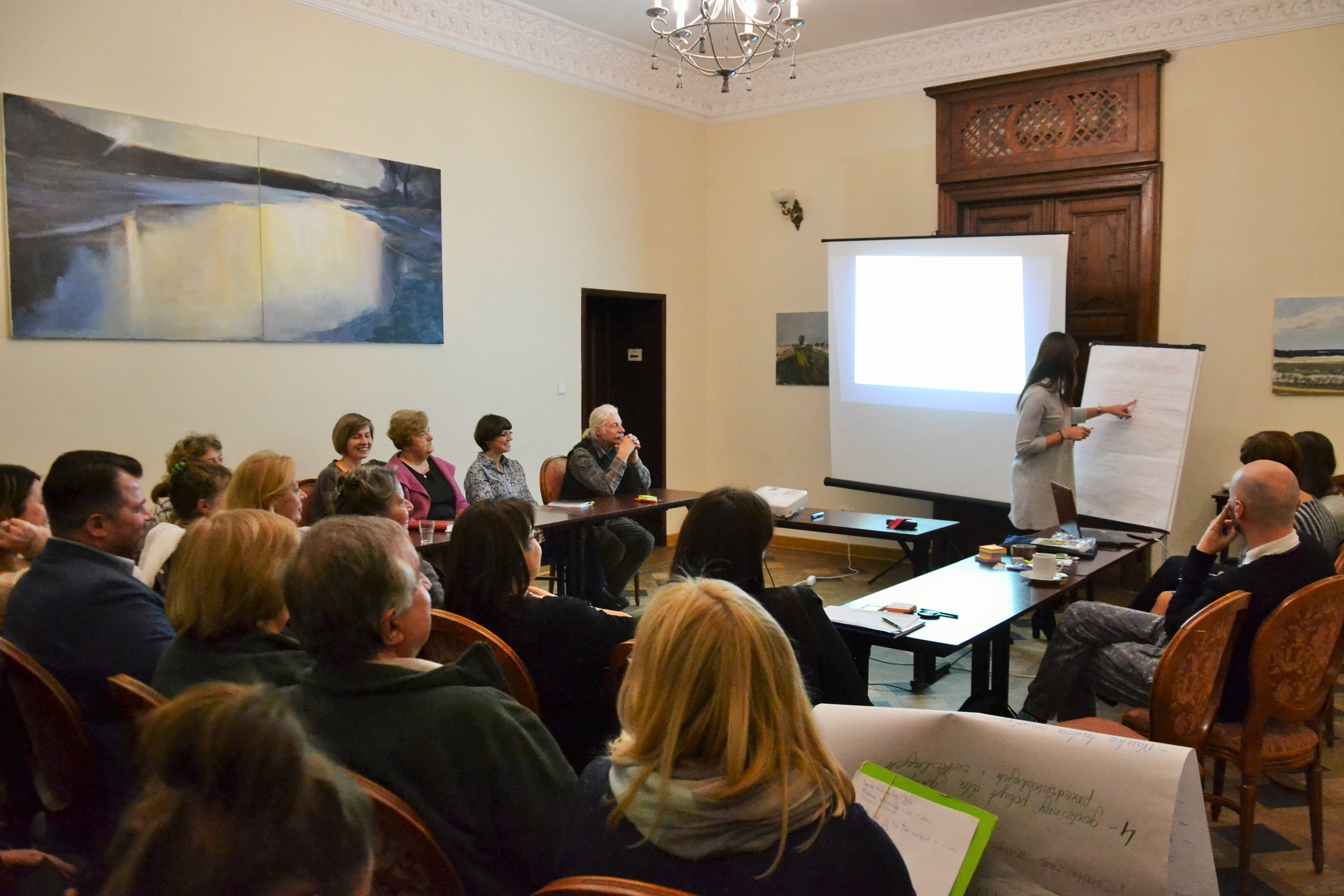 Szkolenie Rozwój turystyki edukacyjnej na obszarach wiejskich (9)