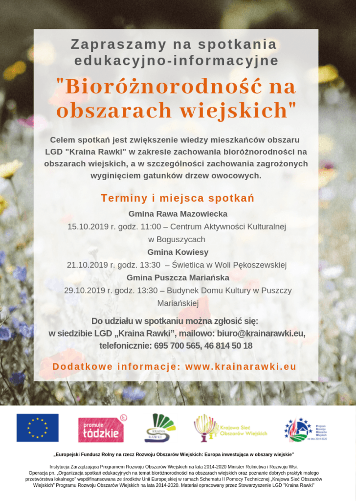 Plakat spotkania KSOW (2)