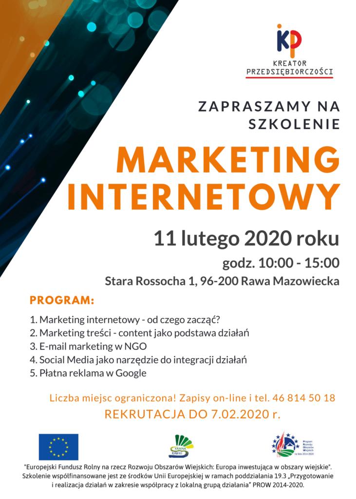 Szkolenie Marketing